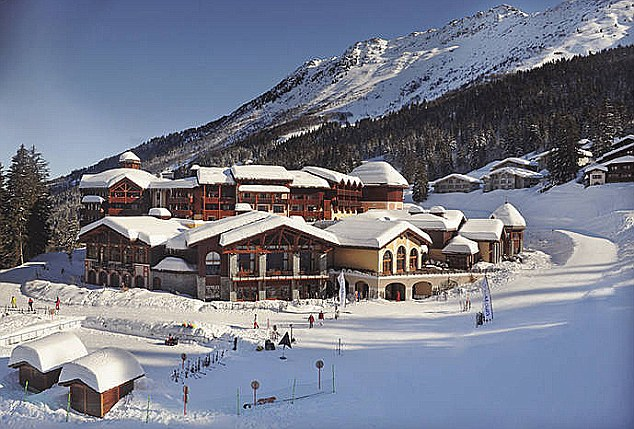 French holiday giant Club-Med set for Chinese takeover
