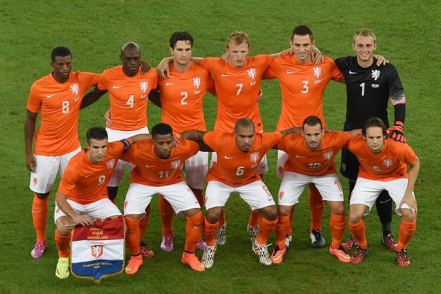 [Holland Football] Can Holland breakthrough the Euro 2016 qualifying phase?