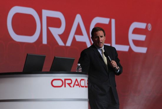 Oracle CEO Mark Hurd offers cloud market forecast for 2025