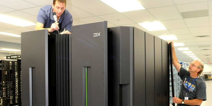 [Mainframe] The ultimate answer to the handling of big data: the mainframe