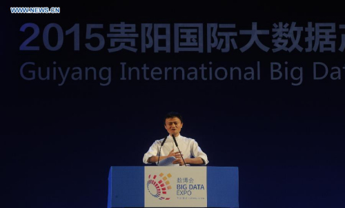China is progressing from IT to DT era: Jack Ma