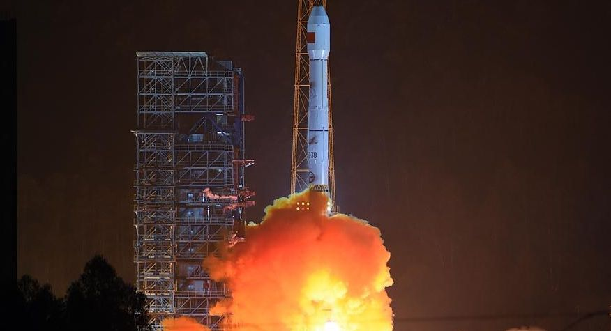 China Launches HD Earth Observation Satellite Gaofen-4