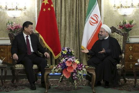 Iran, China agree $600-billion trade deal after sanctions