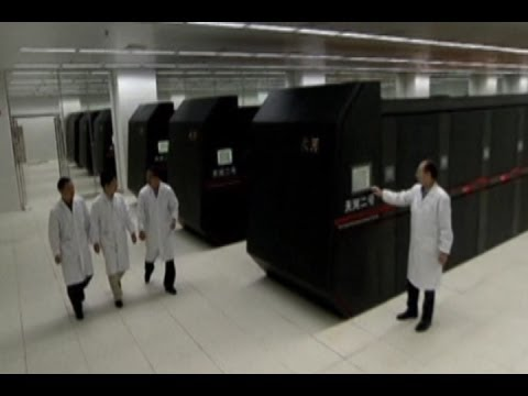 China's Supercomputer Prototype Capable of at Least 1 Billion Calculations per Second Ready by 2017 or 2018