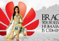 Huawei 2015 Revenue $60 billion Growth of 35%