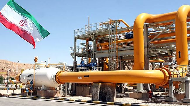 Iran gears up for big return to world oil markets $1 a barrel