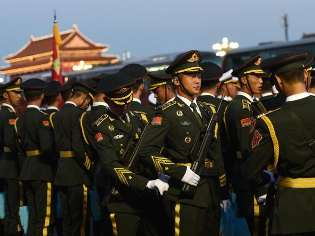 [Gallery] Chinese Army Gallery