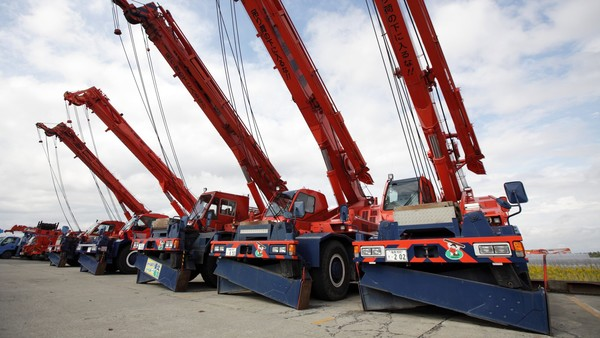 China's Zoomlion bids $3.3bn for American Terex