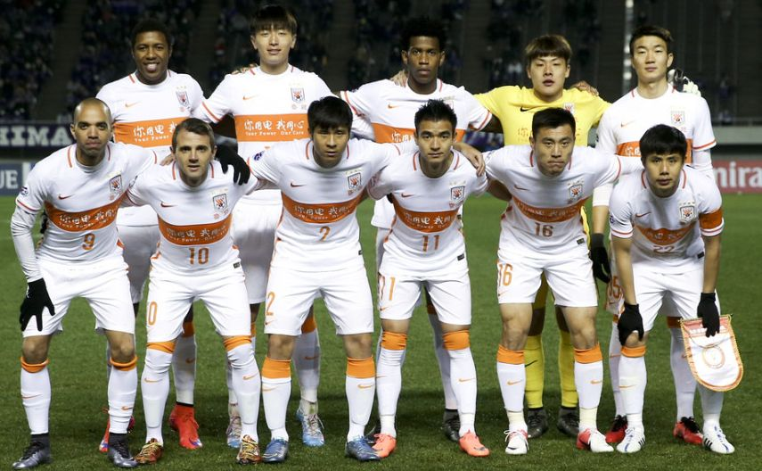 Foreign Players with Chinese Players in China Super League