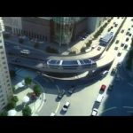 Amazing Land Air Chinese Bus latest concept for City Traffic