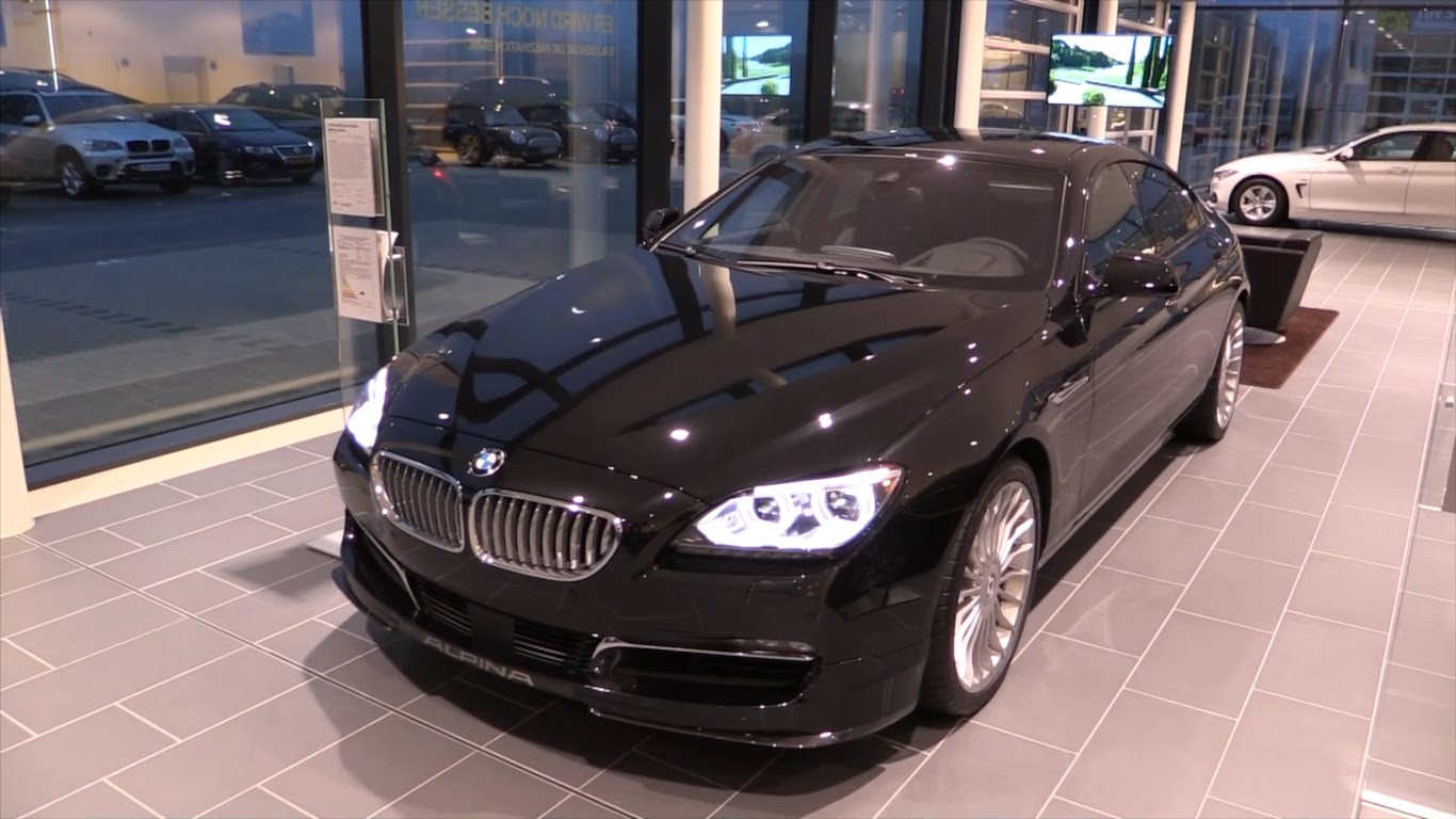 BMW ALPINA B6 Biturbo Gran Coupe 2016
