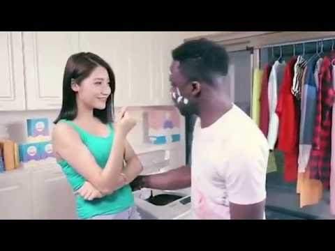 Chinese detergent brand Qiaobi adv controversy RAC1ST