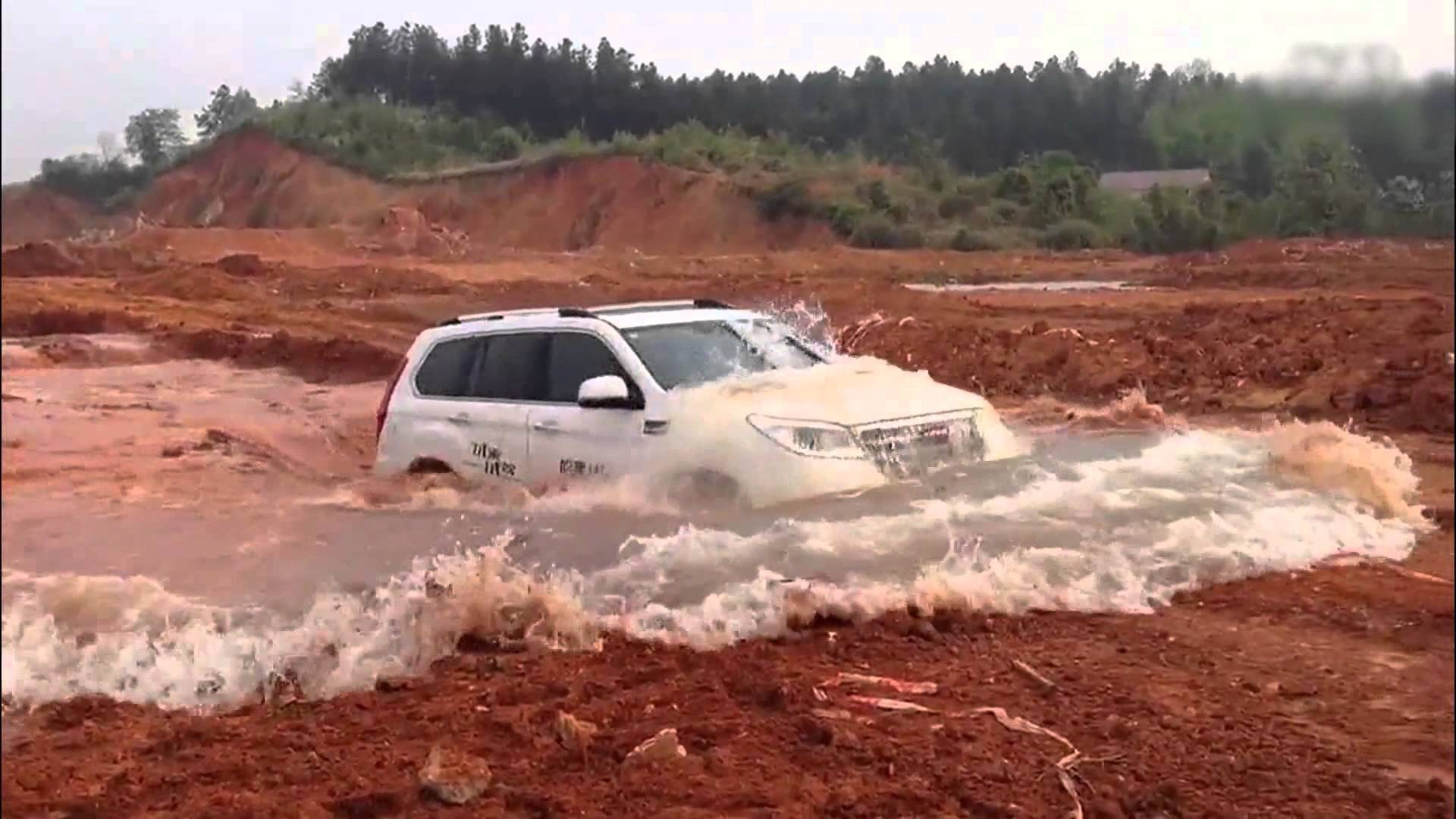 Haval H9 off road 4×4