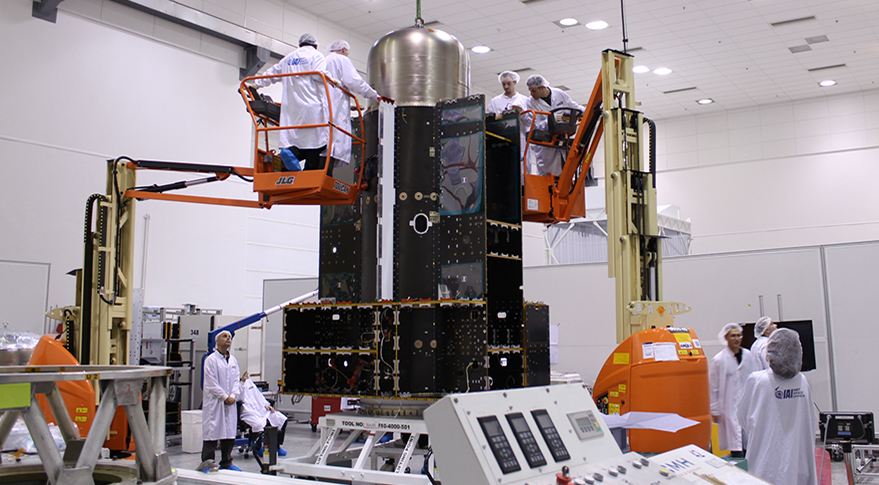 Chinese group to buy Israel's Spacecom satellite operator for $285 million